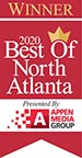 2020 Winner of Best of North Atlanta